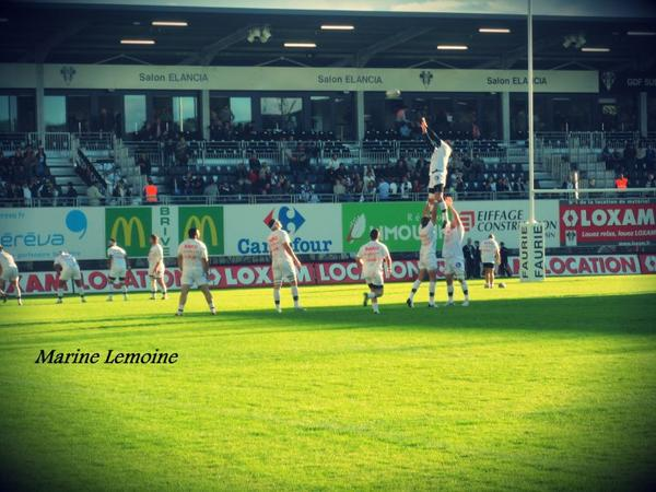Brive / Castre ( photos , parti 1 )