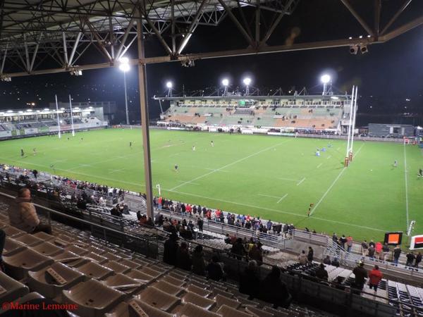 Brive / Stade Français