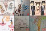 Concours n°3 : Les signes du Zodiaque (personnification)