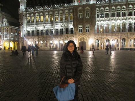 Mon séjour de 2 jours à Bruxelles