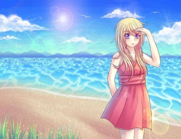 Chapitre 8: Vamos a la Playa