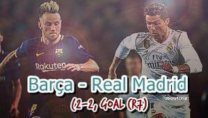 Cristiano Ronaldo a marqué son but à la 14' minutes sur une passe décisive de Karim Benzema. Ronaldo sort du terrain à la 45' minutes remplacé par Asensio suite à une blessure.