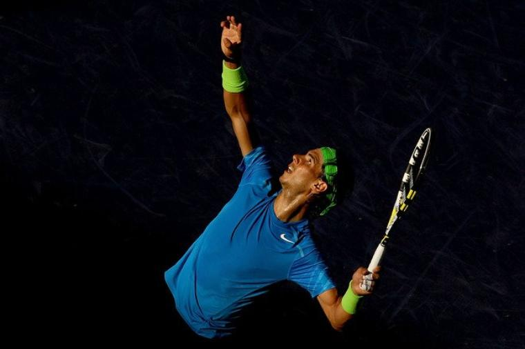 Indian Wells 2012 / 04 : Rafa se qualifie pour les 1/4 en simple et en 1/2 en double !