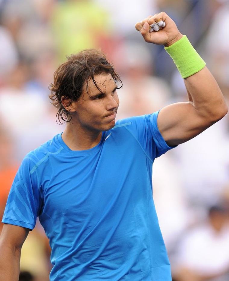 Indian Wells 2012 / 06 : Rafa s'est qualifié non sans mal pour les demi-finales !