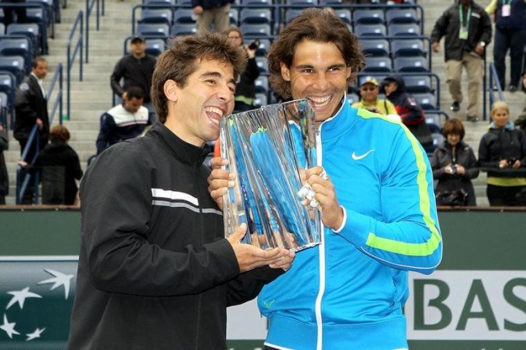 Indian Wells 2012 / 08 : La bonne nouvelle de cette fin de tournoi !