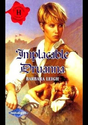 IMPLACABLE DRUANNA de BARBARA LEIGH
