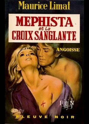 Mephista et la Croix Sanglante de MAURICE LIMAT