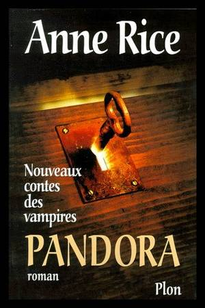 PANDORA de ANNE RICE
