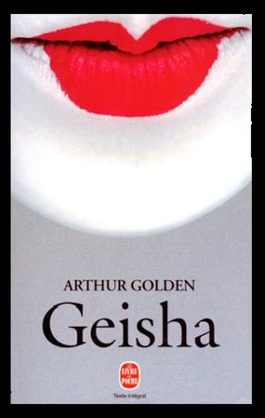 ♥ GEISHA de ARTHUR GOLDEN ♥