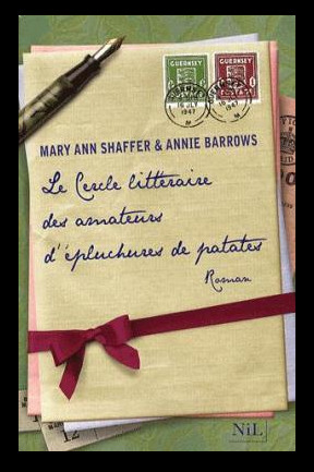 ♥Le Cercle littéraire des amateurs d'épluchures de patates, de Mary Ann SHAFFER & Annie BARROWS ♥