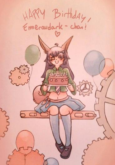 HAPPY-B-DAY EMRAUDARK-CHAN !