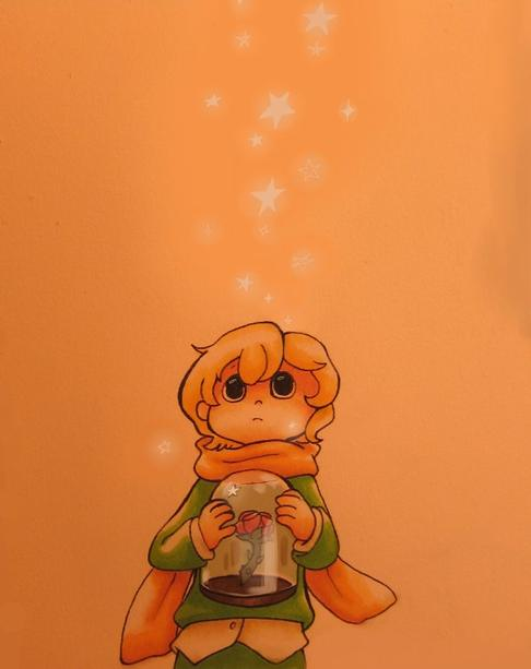Have a Little Prince and have a nice day