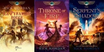 Zoom sur l'auteur de la Saga Mythologique Percy Jackson (Mais pas que) : Rick Riordan