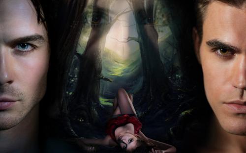 Vampires Diairies : Saison 1