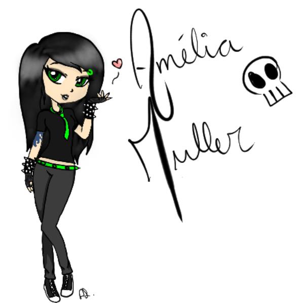 Amélia Muller <3