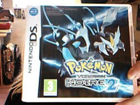 Pokemon Noire 2, jour de sortie européenne