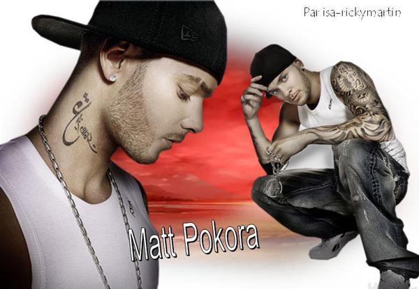 Créa de Matt Pokora