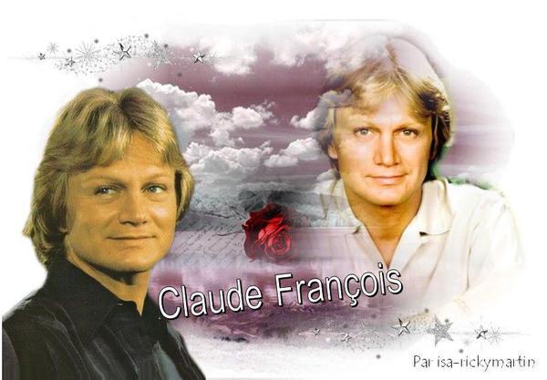 Créa de Claude François