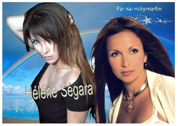 Créa d'Hélène Ségara