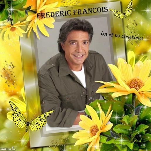 Mes nouvelles créa : Frédéric François