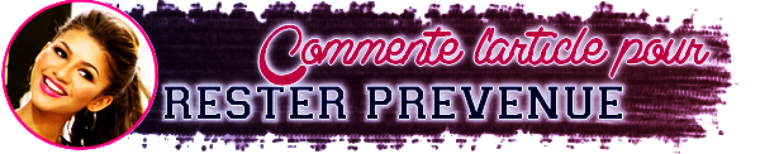 Zendaya Maree Coleman - Présente aux Oscars + Petit Gros Scoop !