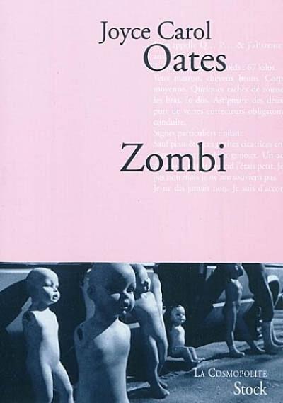 Zombi de Joyce Carol Oates