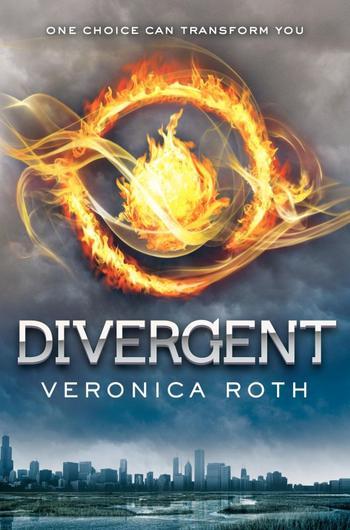 Livre : Saga Divergente, Tome 1 : Divergent