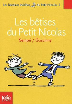 Livre : Les bêtises du petit Nicolas