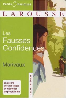 Livre : Les fausses confidences
