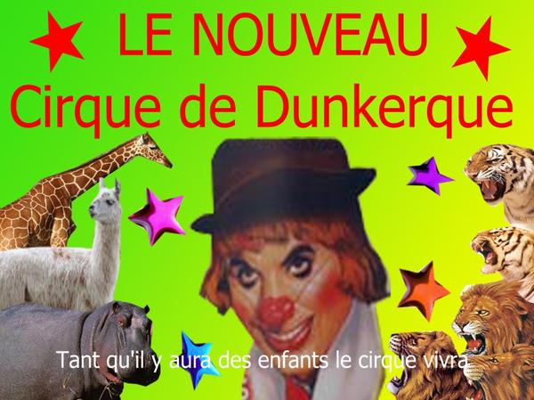 bienvenue au new blog cirque-de-dunkerque
