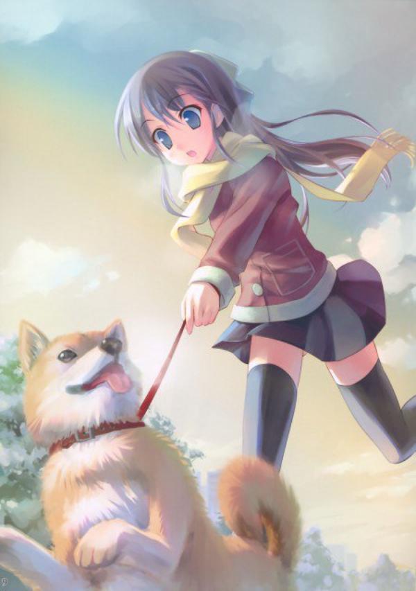 Plus qu'un chien, mon ami...