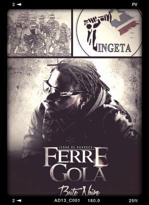 Ferre Gola music avec Muana Congo de retour en force live 2013