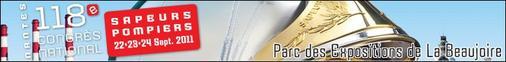 118ème congrès National des Sapeurs-Pompiers !