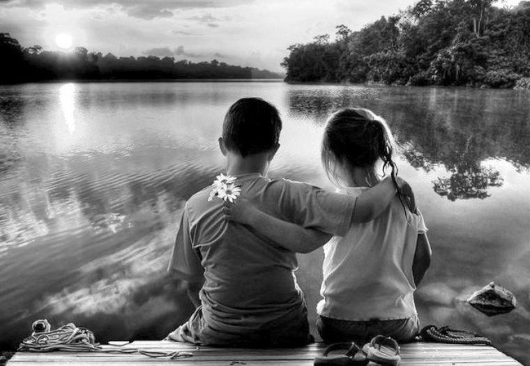 Il n'y a pas de meilleur miroir qu'un ami véritable...