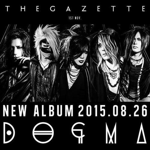 The Gazette New Album