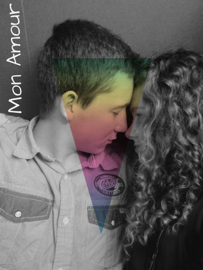 je me suis attachée, je l'ai aimée, je l'ai fais pleurer, je l'ai retrouvée, il m'a pardonnée, je l'ai fait craquer, je l'ai embrassée, j'ai éprouvée des sentiments innavoués . . .