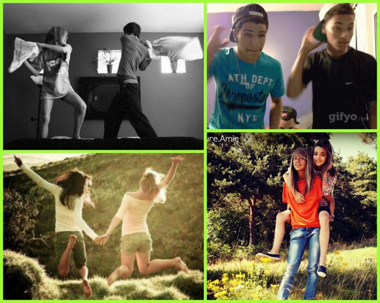 La belle amitié...♥