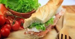 15 sandwich à moins de 300 kcal!!!