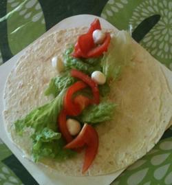 cuisine: les tortillas !