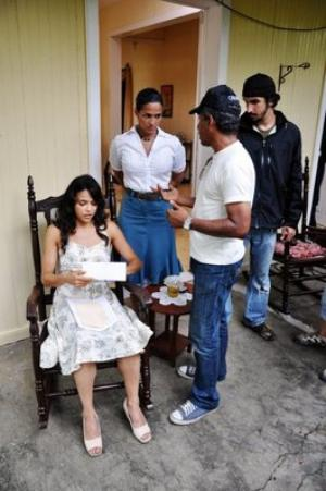 Photos du tournage