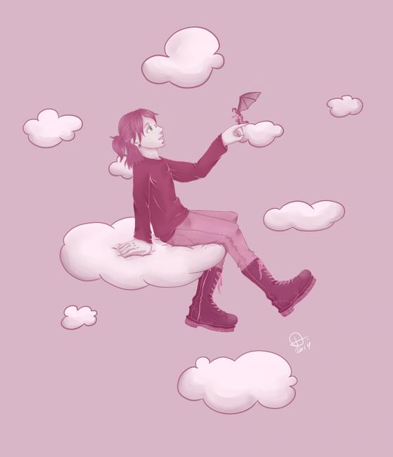 Niaisitude sur un nuage~