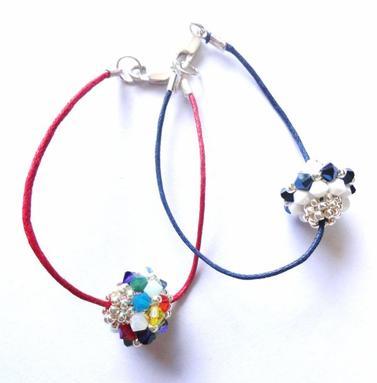 Petits bracelets Virginia !