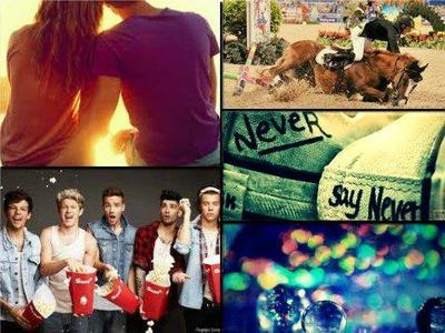 Dream To Live And Never Say Never