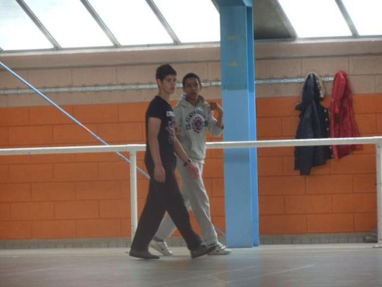 Moi && Walid .