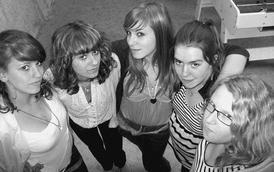 → Chapitre 3 ➜ Elodie, Manon, Coline, Océane : une si belle rencontre ♥