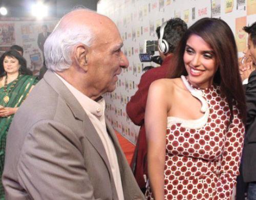 Asin-Filmfare Award 2012