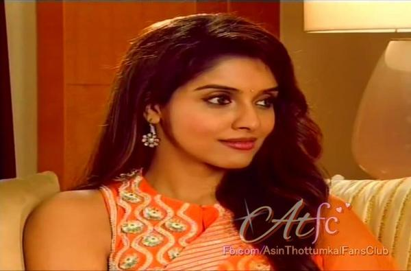 ★ Special Interview with Asin in Malayalam ★ (Onam special)