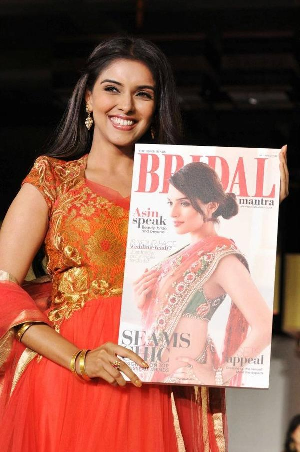 Asin @ Bridal Mantra magazine Launch