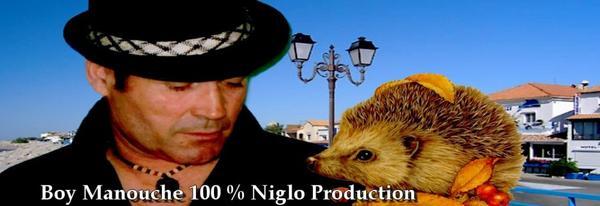 Bannier  Officiel du Site a Boy et Mano le Niglo Poete