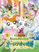 Hamtaro movie 3: Ham Ham Grand Prix Aurora Tani no Kiseki - Ribon-chan Kikiippatsu!